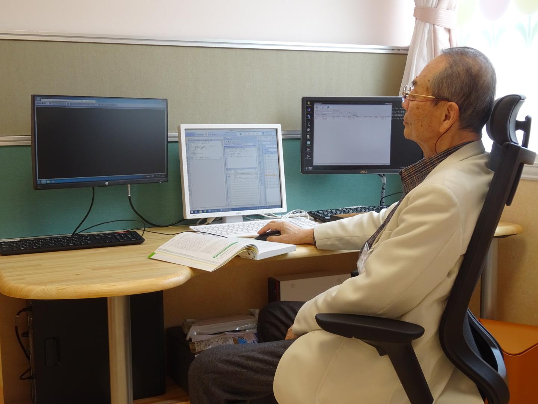 岩沼本院とオンラインで診断情報を共有